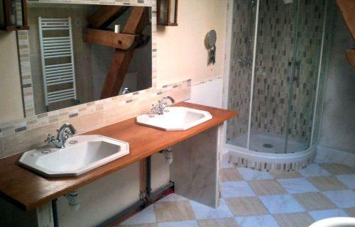 Lamnagement De Votre Salle Bains Par Nos Plombiers Qualifis Dans Les Yvelines